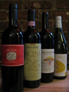 Sustainable wines from Formaggio Kitchen