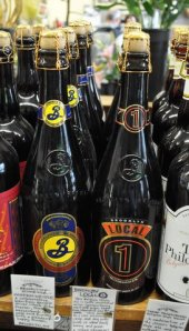 Brooklyn Brewery Beer: Local No. 1 and Brooklyner-Schneider