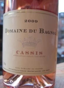 Cassis Rosé