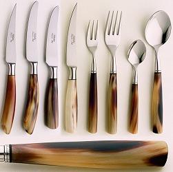 Saladini knives: collezione da tavola