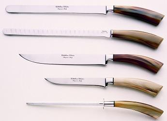 Saladini knives: coltelli da cucina