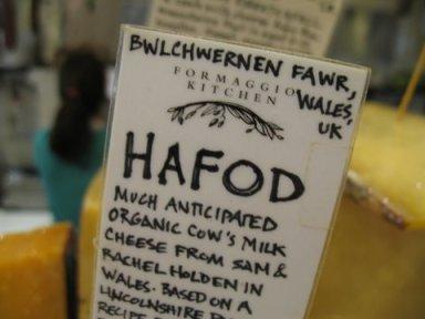 Hafod at Formaggio Kitchen