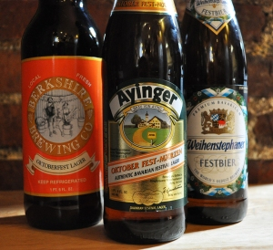 Our Favorite Oktober Fest Beers