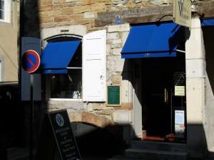 Philippe Gonet's shop