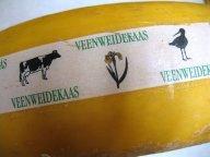 Veenweidekaas Boerenkaas label