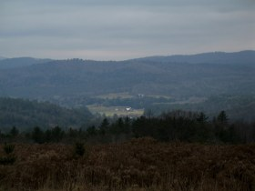 A NH view near Landaff Creamery