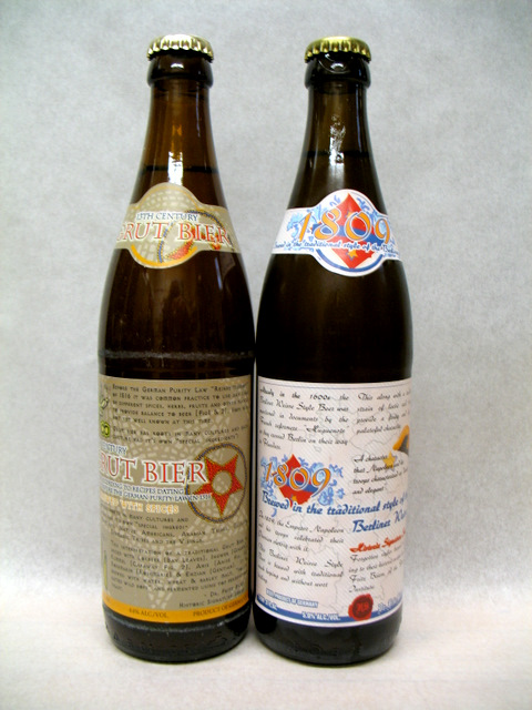 1809 berliner weisse a wheat beer fit for napoleon formaggio kitchen. Black Bedroom Furniture Sets. Home Design Ideas