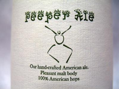 Peeper Ale