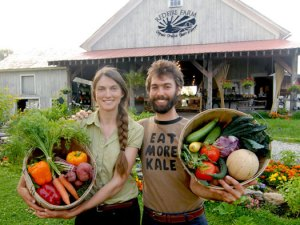 Red Fire Farm - Sarah and Ryan