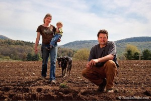 Rockville Market Farm - Eric, Keenann and Family