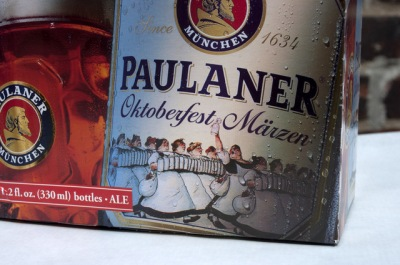 Paulaner Oktoberfest Märzen Box