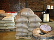 Mast Brothers - Sacks of Cacao Beans