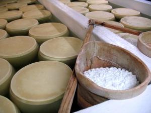 Parmigiano Reggiano in Brine