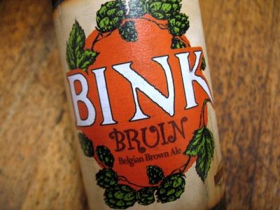 Bink Bruin (Belgian Dark Ale) from Brouwerij Kerkom in Kerkom-Sint Truiden, Belgium