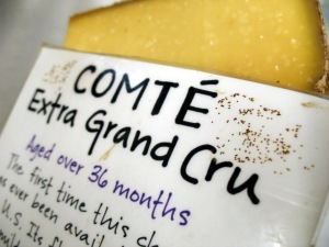 Comté Extra Grand Cru Sign