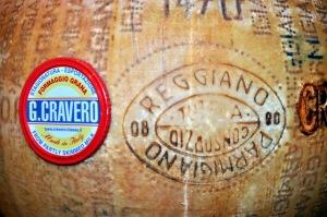 Cravero Parmigiano Reggiano Exterior