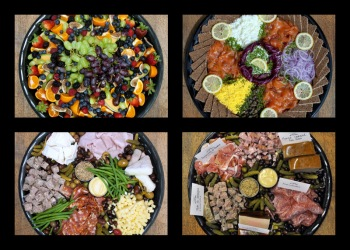 Formaggio Kitchen Catering Platters