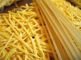 Marco Giacosa Tajarin vs. Regular Spaghetti