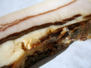 Mangalitsa Bacon from Edwards of Virginia