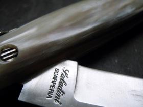 Coltelleria Saladini Knife - Mozzetta