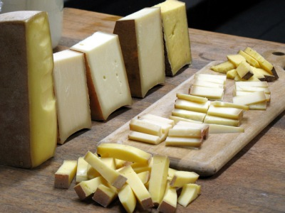 Spring Brook Farm Cheeses - Reading and Tarentaise