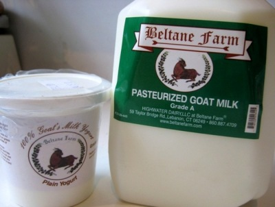 Beltane Farm - Goat Milk and Yogurt