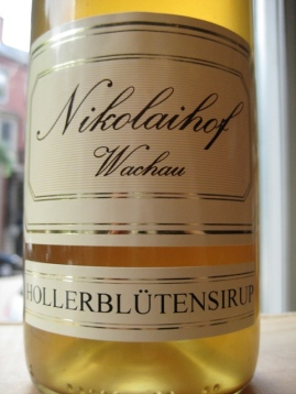 Nikolaihof Elderflower Syrup