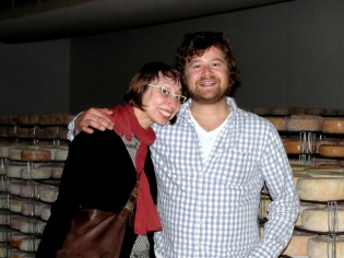 Sarah and Tripp - Formaggio Kitchen's Domestic Cheese Buyers