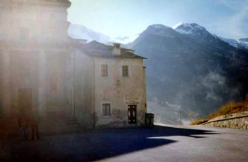 Ristoro del Pellegrino - in Castelmagno