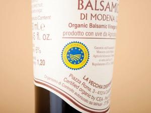 IGP logo for Aceto Balsamico di Modena
