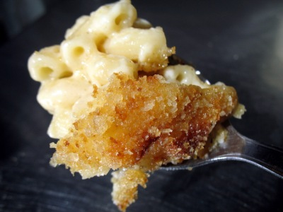 A Bite of Mil Fromages Mac and Cheese