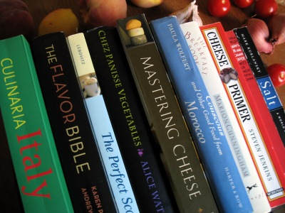 Some Favorite Food Books