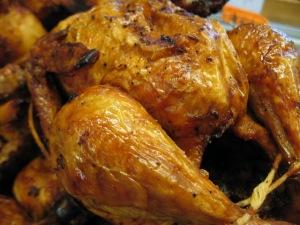 Eduardo's Roast Chickens
