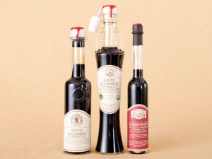 La Vecchia Dispensa Balsamic Vinegars