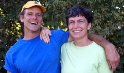 Tim Mueller and Trini Campbell of Riverdog Farm