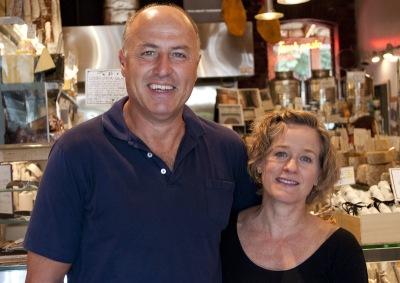 Ihsan and Valerie Gurdal