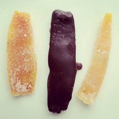Moro Blood Orange Peels