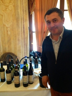Tasting with Cascina Roera
