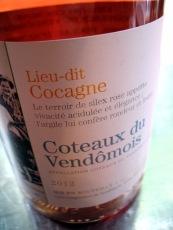 Lieu-dit Cocagne Rosé