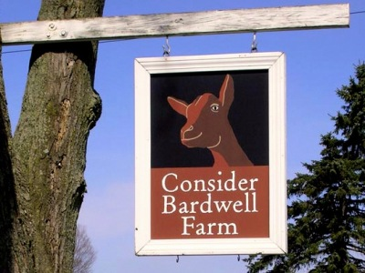 Consider Bardwell Sign