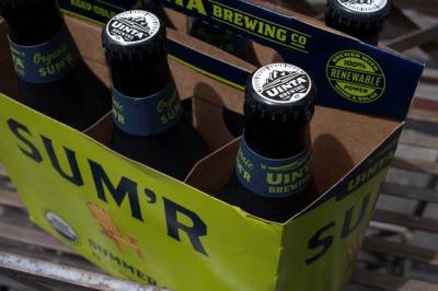 Uinta Brewing - Sum'r Ale