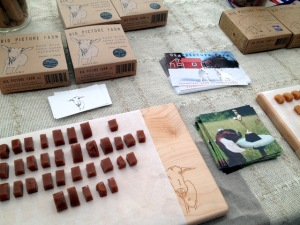 Big Picture Farm - Goat Milk Caramels