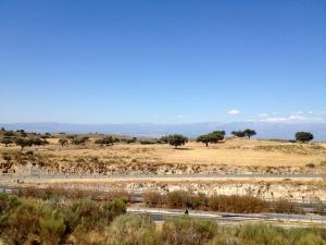 Extremadura Spain Landscape