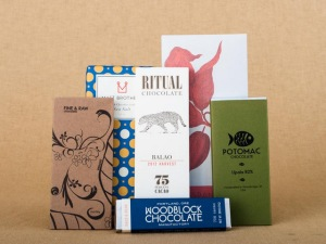 American Artisan Chocolate Sampler