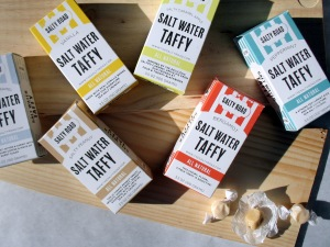 Salty Road - Salt Water Taffy