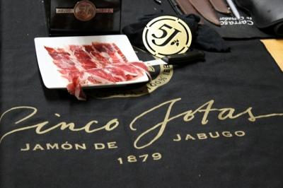 5J Jamón Ibérico de Bellota