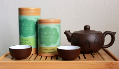 Tranquil Tuesdays Tea