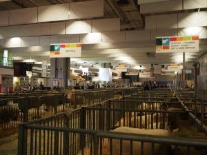 Salon de l'Agriculture: Pavilion 7 - First Floor