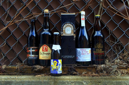 Aged Beers at Formaggio Kitchen Cambridge