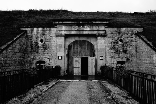 Entrance to the Fort - Few moments have impressed me as much as when I saw the entrance to the Fort. Unidentifiable from the other side of the peak, the structure, and the history of this facility is amazing – having heard so much about it, to be there myself was an extraordinary feeling.